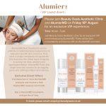 Alumier VIP Launch