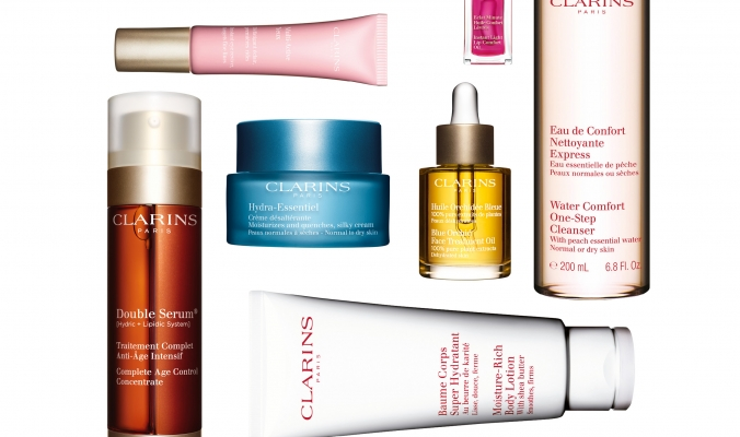 Double Clarins For Me Loyalty Points