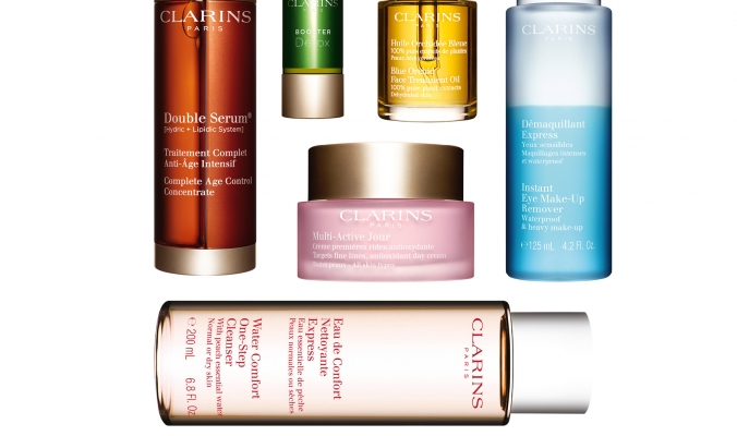 Double 'CLARINS For Me' Loyalty Points