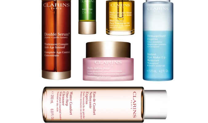 Clarins Double Loyalty Points