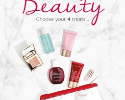 Clarins Gift of Beauty